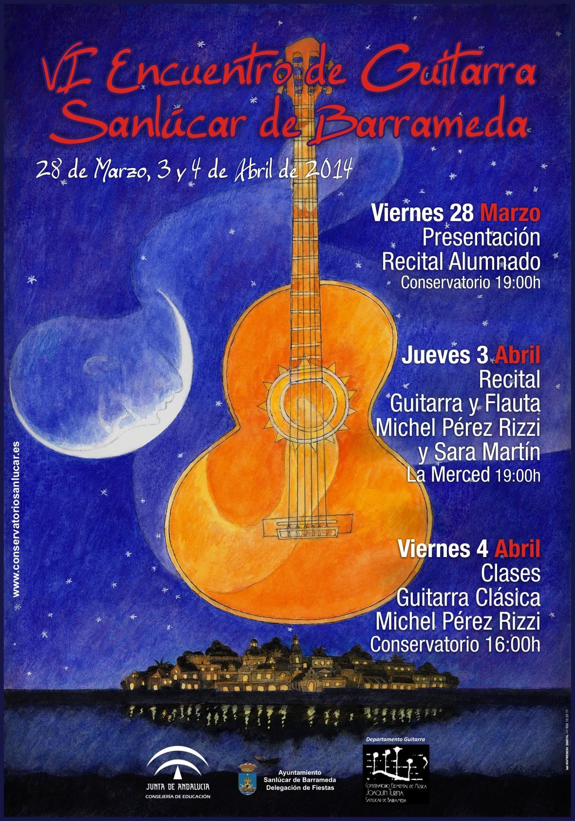 Festival de guitarra 2014