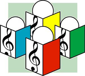 Dibujo coro