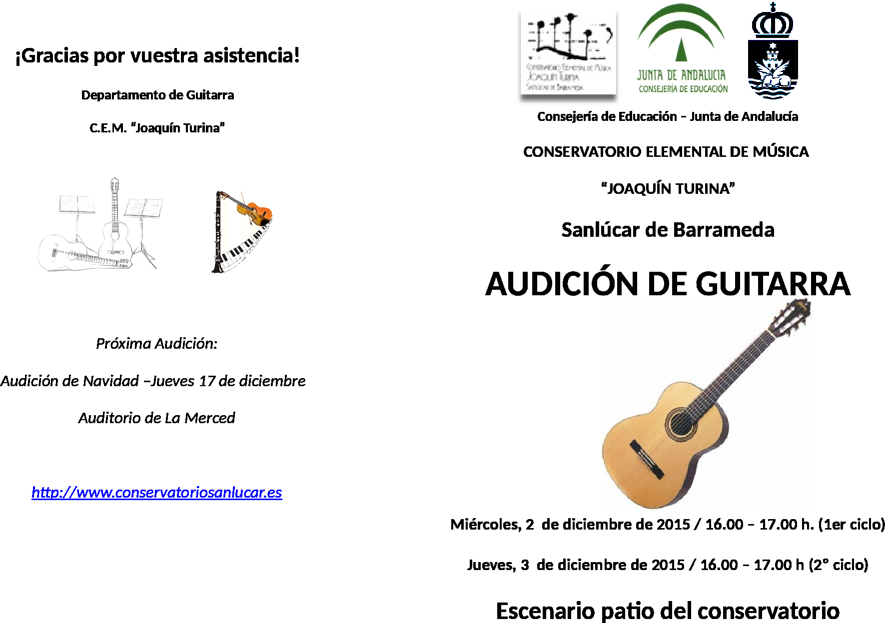 audicionguitarra