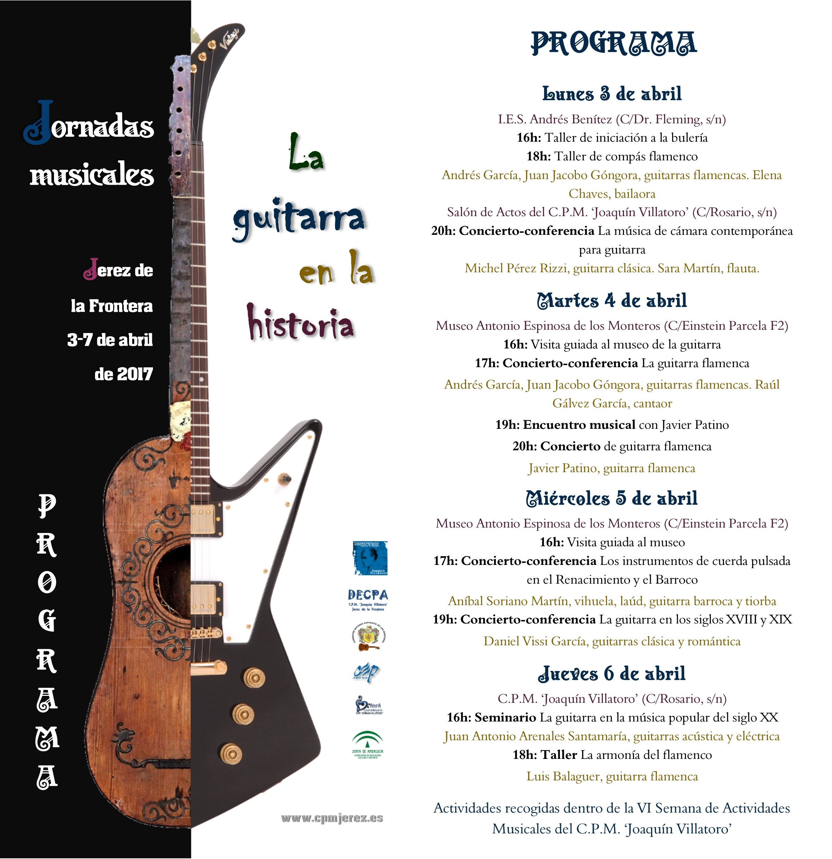 Díptico guitarra